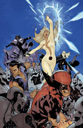 Uncanny X-Men 514 Cover Final by TerryDodson