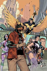 Top Ten Colors by TerryDodson