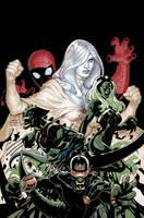 X-Men 9 Cover Colors Final by TerryDodson