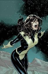 Uncanny X-Men 537 Cover Color by TerryDodson