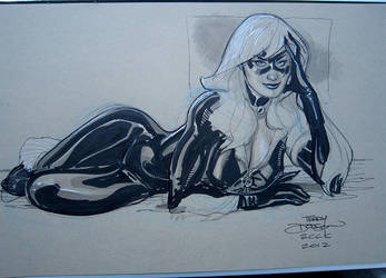 Black Cat ECCC 2012 by TerryDodson