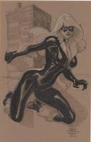 Black Cat  KAPOW! 2012 by TerryDodson