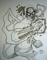 Iron Fist KAPOW! 2012 by TerryDodson