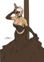 Bombshells 6 Cover Art by TerryDodson