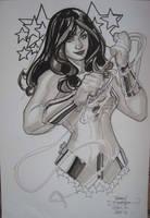 Wonder Woman SDCC2012 by TerryDodson