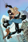 Spider-Men #3 Cover by TerryDodson