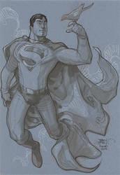 Superman Big Wow 2013 by TerryDodson