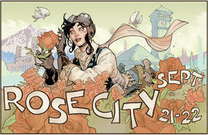 Rose City by TerryDodson
