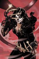 X-Men #7 Cover Art by TerryDodson