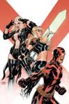 Uncanny X-Men 21 Variant Cover by TerryDodson