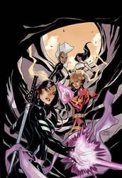 X-Men 23 Cover by TerryDodson