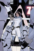 Star Wars #16 Cover by TerryDodson