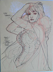 White Queen ECCC 2016 by TerryDodson