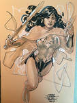 Wonder Woman 2 BCC 2016 by TerryDodson