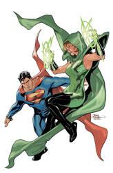 Justice League Vs Suicide Squad #2 Cover by TerryDodson