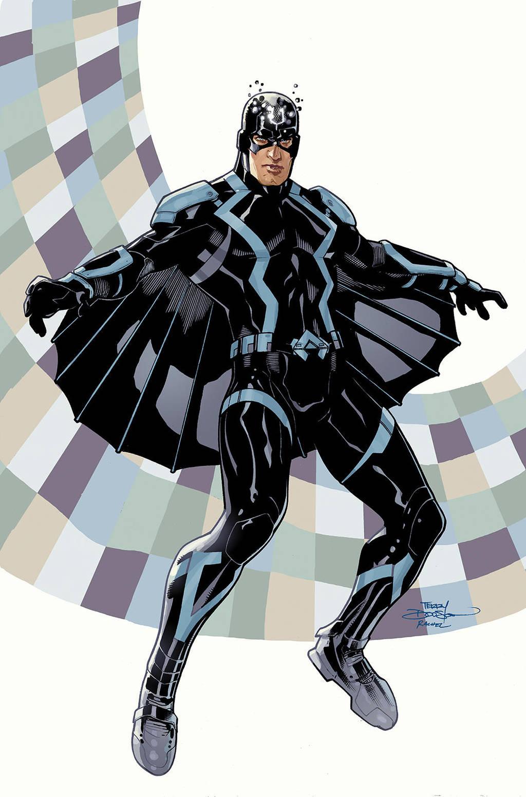 Inhumans Vs X-Men #1 Black Bolt by TerryDodson