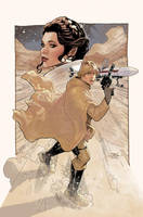 Star Wars 38 Cover by TerryDodson