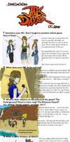 Jak and Daxter OC meme - CG7 by CloudsGirl7
