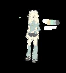 Pandora's Key Ismene new character design by 13clorinda