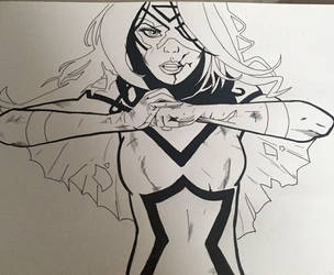 Update on Spider Woman #2 by yuzepoes