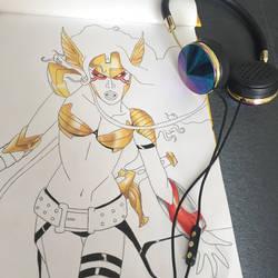 Angela update  by yuzepoes