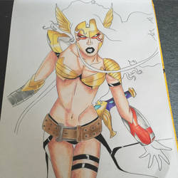 Angela update #2 by yuzepoes