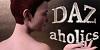DAZaholics Logo by palacs1nta