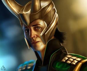 Loki by TheFearMaster