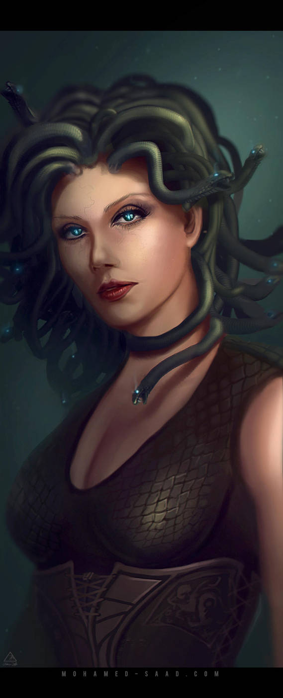 Medusa by TheFearMaster