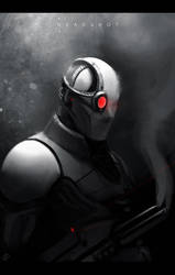 deadshot by TheFearMaster