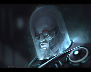 mr freeze by TheFearMaster