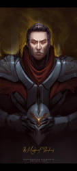 Zed unmasked by TheFearMaster
