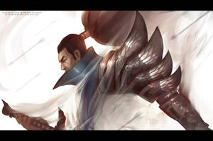 Yasuo by TheFearMaster