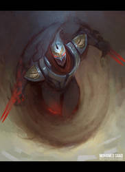 Zed by TheFearMaster