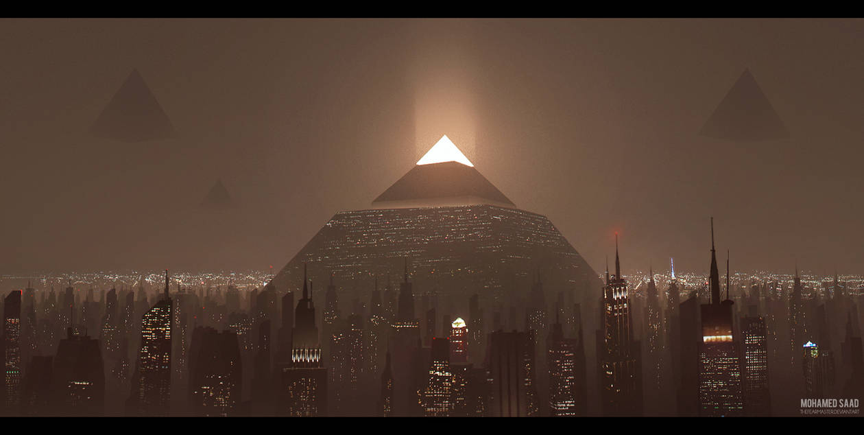 Giza by TheFearMaster