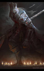 Champion Gundyr by TheFearMaster