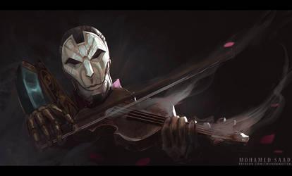 every Bullet a symphony by TheFearMaster