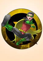 Robin by kevzter