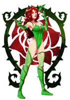 Poison Ivy II by kevzter