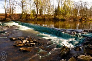 cascade longue by Satourne