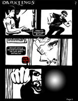 Darklings - Issue 1, Page 5 by RavynSoul