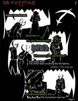 Darklings - Issue 1, Page 7 by RavynSoul