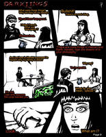 Darklings - Issue 1, Page 8 by RavynSoul