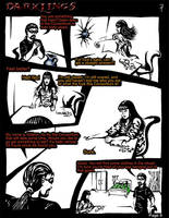 Darklings - Issue 1, Page 9 by RavynSoul