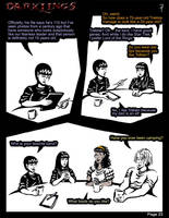 Darklings - Issue 1, Page 22 by RavynSoul