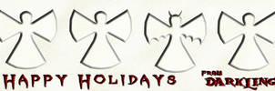 Happy Holidays 2013 by RavynSoul
