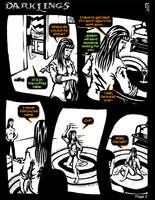 Darklings - Issue 3, Page 2 by RavynSoul