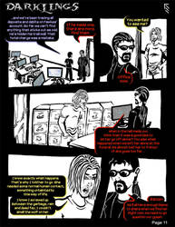Darklings - Issue 3, Page 11 by RavynSoul