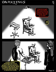 Darklings - Issue 3, Page 12 by RavynSoul