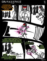 Darklings - Issue 3, Page 15 by RavynSoul